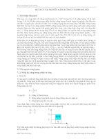 Tài liệu Giáo trình Quản lý môi trường pptx