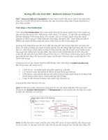 Tài liệu Hướng dẫn cấu hình NAT - Network Address Translation docx