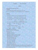 Tài liệu Lý thuyết và bài tập este lipit pdf