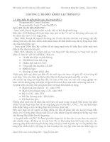 Tài liệu CHƯƠNG 2: BỘ ĐIỀU KHIỂN LẬP TRÌNH PLC doc