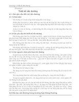 Tài liệu Bài giảng đường ô tô chương 4 pptx
