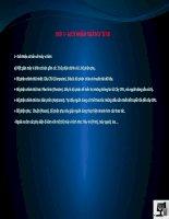 Tài liệu Bai 1- Gioi thieu may tinh ppt