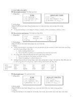 Tài liệu Đề ôn thi vào lớp 10 môn Anh văn pdf