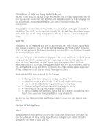 Tài liệu Giới thiệu về tiện ích dòng lệnh Diskpart pptx