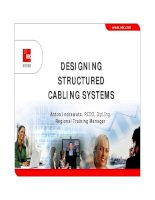 Tài liệu Training - ADC KRONE - Design Structured Cabling System docx