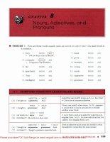 Tài liệu Betty Azar - Basic English Grammar 2e-chapter8 pptx