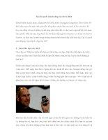 Tài liệu Sáu bí quyết thành công của Steve Jobs ppt