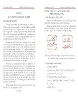 Tài liệu Đặc tính của động cơ điện docx