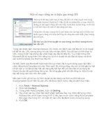 Tài liệu Một số mẹo riêng tư và hiệu quả trong IE8 ppt