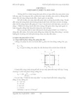Tài liệu Đồ án tốt nghiệp - Thiết kế phần điện nhà máy nhiệt điện 1 docx