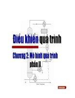 Tài liệu Chương 2: Mô hình quá trình phần II ppt