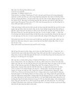 Tài liệu Bài toán Con Đường Màu đã được giải pdf