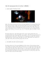 Tài liệu Hàn hồ quang que hàn có vỏ bọc ( SMAW ) doc