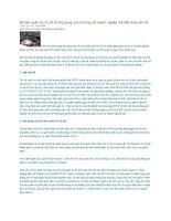 Tài liệu Kế toán quản trị chi phí và ứng dụng của nó trong các doanh nghiệp chế biến thủy sản VN ppt