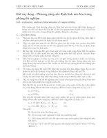 Tài liệu TCVN 4200 1995 pdf