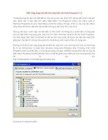 Tài liệu Giấu ứng dụng cài đặt vào máy tính với Hide Programs 1 pdf