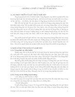 Tài liệu Chương 1 : Cơ sở lý thuyết về khí nén docx