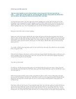 Tài liệu 4 bài học cải tiến quản trị pptx