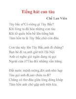 Tài liệu Bài thơ