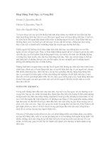 Tài liệu Hoạt Động Tình Dục, và Vòng Đời ppt