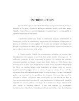 Amélioration de l'enseignement de la civilisation avec tempo aux étudiants du département de français de l'ENSH