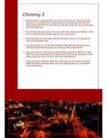 Tài liệu Quản lý môi trường và phát triển đô thị ở Việt Nam ( Chương 3) pptx