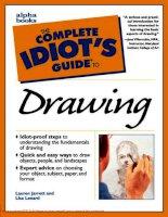 Tài liệu Drawing by Lauren Jarrett and Lisa Lenard- P1 docx