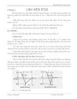 Tài liệu Chương 2: Linh kiện điện tử công suất I docx