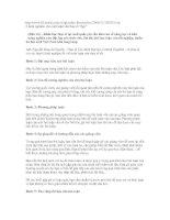 Tài liệu Cách viết bài luận văn pptx