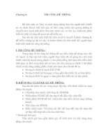 Tài liệu Thiết kế và thi công mạch cảnh báo tốc độ và tính cước taxi Nguồn, chương 6 doc