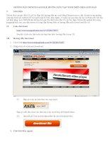 Tài liệu Huong dan download file tren megaupload pdf