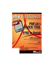 Tài liệu PDFLib''''s block tool pdf