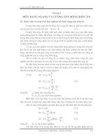 Tài liệu Chương 3: Biến dạng ngang và lượng dãn rộng khi cán pdf