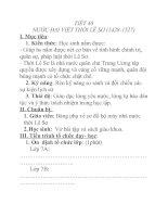 Tài liệu Lịch sử lớp 7 bài 21 pptx