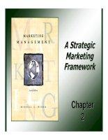Tài liệu Giáo trình: Marketing Management_ Chapter 02 doc