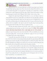 Tài liệu Các phương pháp tính tích phân-Nguyễn Duy Khôi pdf