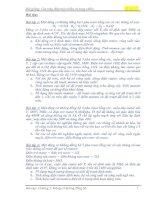 Tài liệu Bài tập máy điện một chiều và xoay chiều doc