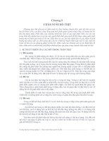 Tài liệu Giáo trình Chăn nuôi trâu bò - Chương 9 ppt