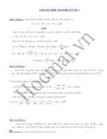 Tài liệu Hướng dẫn giải đề thi tự ôn 1,2 ppt