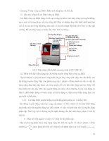 Tài liệu Chương 3 Máy công cụ ĐKS- Phân tích động học và kết cấu doc