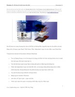 Tài liệu Chương 11: Những kỹ thuật layer tiên tiến pdf
