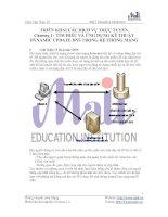 Tài liệu TRIỂN KHAI CÁC DỊCH VỤ TRỰC TUYẾN Chương I : TÌM HIỂU VÀ ỨNG DỤNG KỸ THUẬT DYNAMIC UPDATE DNS TRONG HỆ THỐNG MẠNG doc