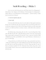 Tài liệu Soft Proofing – Phần 1 ppt