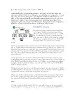 Tài liệu Kiến thức mạng cơ bản- kiểm tra kết nối (phần 1) ppt