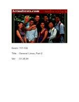 Tài liệu ActualTests Exam: 117-102 Title : General Linux, Part 2 Ver : 01.06.04 pdf