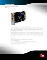 Tài liệu Quad Loop Extender Module (WQLX) pptx