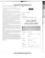 Tài liệu Cambridge IELTS 2 part 1 doc