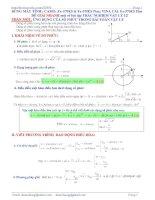 Giải nhanh bài tập Vật Lý bằng máy tính 570 Es Plus