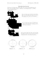 Thiết kế máy phay vạn năng ( bản vẽ + thuyết minh)