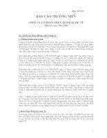 Tài liệu CÔNG TY CỔ PHẦN THỰC PHẨM QUỐC TẾ pdf